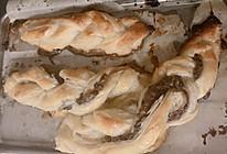 手抓饼新吃法之红豆沙千层酥的做法