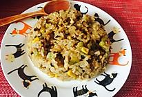 香菇糯米饭的做法