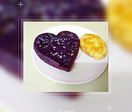 紫心酥的做法