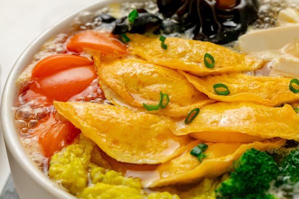 黄金蛋饺|金玉满堂的做法