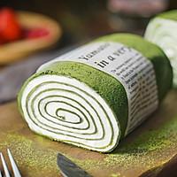 日食记丨抹茶毛巾卷