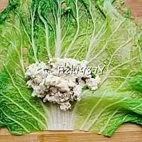 白菜豆腐卷~清淡鲜美的做法图解4