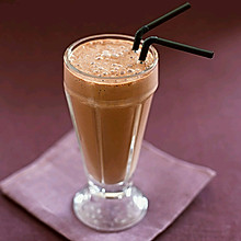 热巧克力奶昔