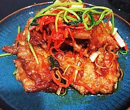 #换着花样吃早餐#东北硬菜锅包肉的做法