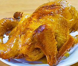 盐焗鸡的做法