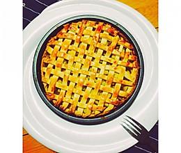 香甜苹果派的做法