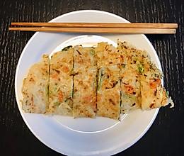 杂蔬土豆饼的做法