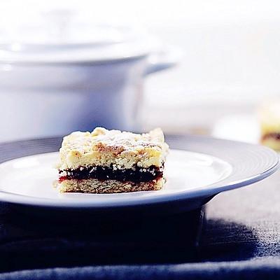蔓越莓酥蛋糕