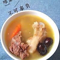 清热靓汤:红萝卜粉葛猪骨汤的做法图解4