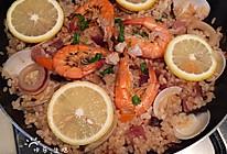 西班牙海鲜烩饭(改良版)的做法