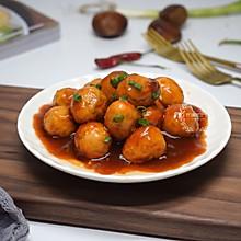 茄汁鹌鹑蛋#快手又营养,我家的冬日必备菜品#