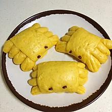 螃蟹南瓜包