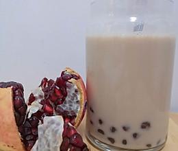 秋天的第一杯手工奶茶的做法