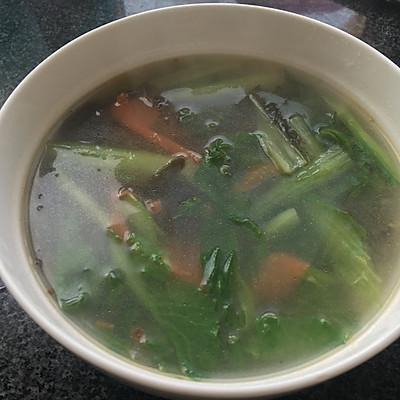 清淡好喝的蔬菜汤