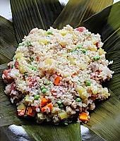 什锦豌豆糯米饭的做法图解14