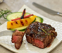 详解煎出多汁肉嫩的牛排(含排酸步骤)的做法