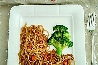 意大利面兒童餐