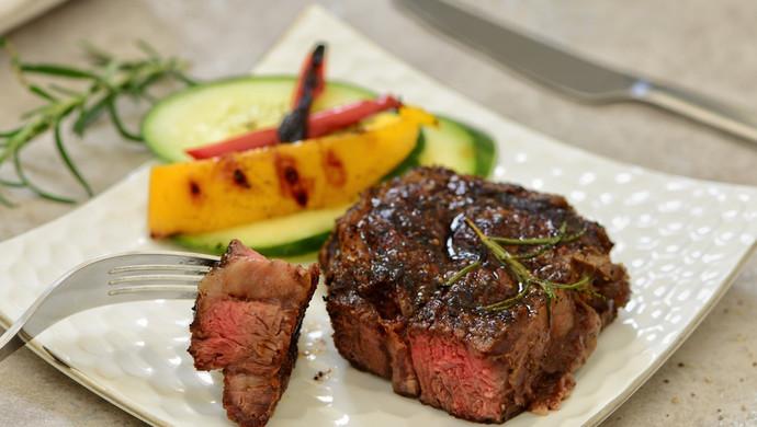 详解煎出多汁肉嫩的牛排(含排酸步骤)