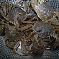 香辣蟹#金龙鱼营养强化维生素A  新派菜油#的做法图解1