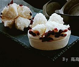 大米蒸糕#柏翠辅食节-营养佐餐#的做法