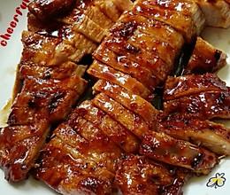 好味猪颈肉的做法