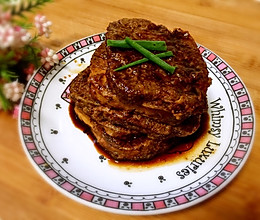 五香素鸡~教你做快手菜的做法