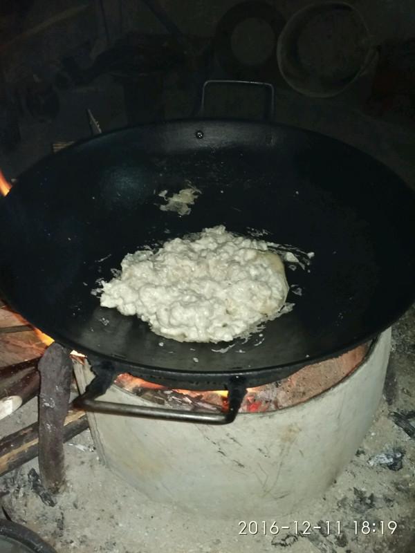 红薯淀粉粑粑的做法