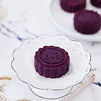 紫薯南瓜月饼的做法图解16