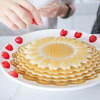 向日葵椰汁千层马蹄糕的做法图解9
