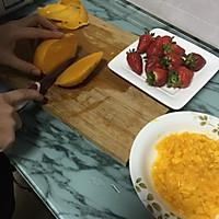 芒果西米露<Kiss mango>港式甜品的做法图解4