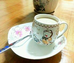 #韩国五仁茶#浓郁奶香五仁茶的做法