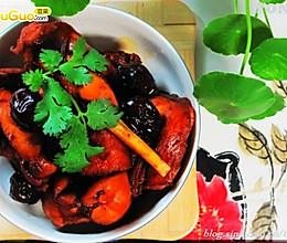 美容保健肉的诱惑----五香兔肉的做法