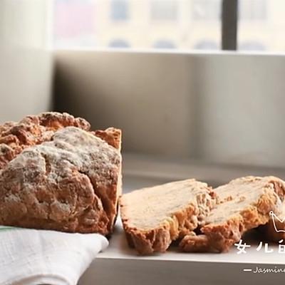 不揉面不发酵的爱尔兰面包
