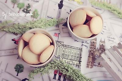 鸡蛋饼干-(只需三种原料的零食梦)