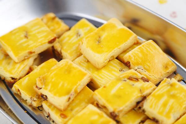 葡萄奶酥(超酥香的饼干)的做法