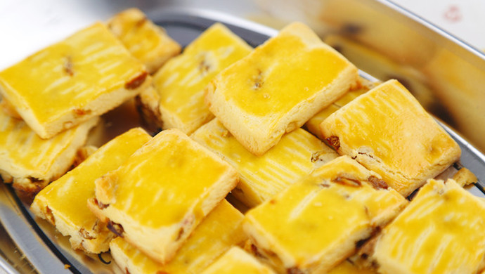 葡萄奶酥(超酥香的饼干)