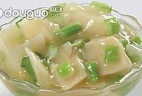 雪菜炒冬笋的做法