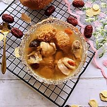 #秋天怎么吃#猴头菇黄芪鸡汤