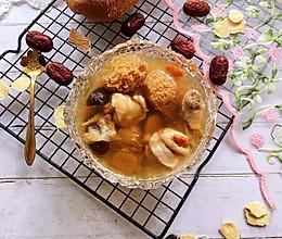 #秋天怎么吃#猴头菇黄芪鸡汤的做法