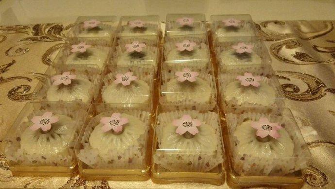 冰皮月饼(四种口味)