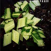夏日小菜:黄瓜木耳炒鸡蛋的做法图解10