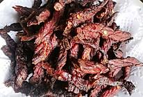 无添加风干牛肉干的做法