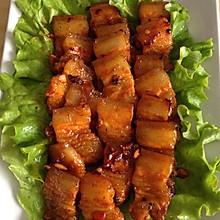 平底锅做韩式烤肉