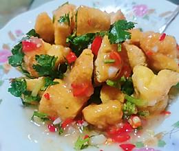 #餐桌上的春日限定#臭豆腐(含料汁儿)的做法
