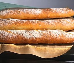 法式面包初体验的做法