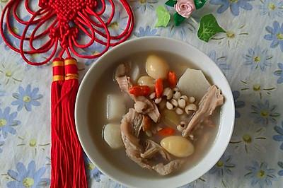 健脾益胃的豬肚湯