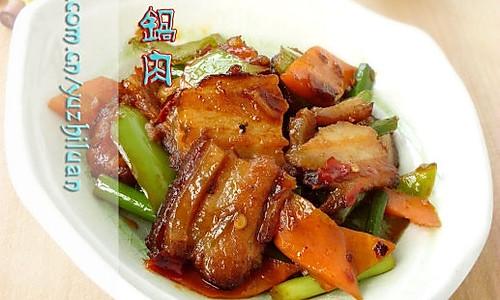 家常版回锅肉的做法
