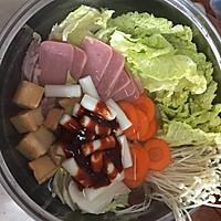 韩式香辣年糕火锅的做法图解3