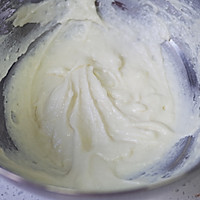 小清新 | 新鲜黄桃水果戚风蛋糕的做法图解3
