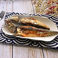 #硬核菜谱制作人#椒盐烤鲭鱼的做法图解7